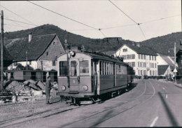 Chemin De Fer Schaffhouse, Train à Siblingen, Photo 1964 BVA  StSS 14.7 - SH Schaffhouse