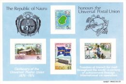 Nauru HB/1 - Nauru
