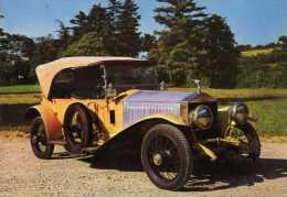 """Musée De L´automobile, Rochetaillée Sur Saone - 130/24 - Rolls-Royce - Torpedo """"Silver Ghost"""" Fantôme D'argent   1913 - Turismo"""