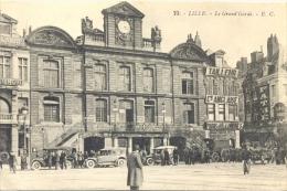 CPA LILLE - LE GRAND'GARDE - Lille