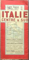 Carte Taride - ITALIE Centre Et Sud - Altri