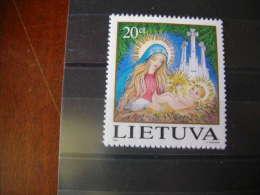 TIMBRE  NEUF   YVERT N° 501 - Lituanie