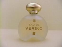 MINIATURE  EAU DE TOILETE     ---   VERINO  -- ROBERTO VERINO  --   SPAIN -- 17 Fl Oz 5ml      ECHANTILLON DE COLLECTION - Miniaturas Mujer (sin Caja)