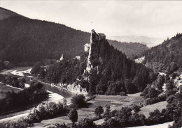 Slowakei, Oravský Zámok 1965, Orava=Schloss-chateau-castle, Gelaufen Nein - Slovaquie