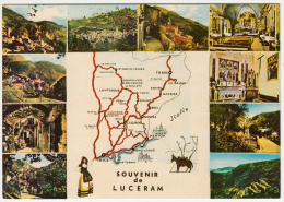 06 - Lucéram - Souvenir De Lucéram - Editeur: Mar N° 2651 - Lucéram