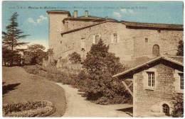 Roche La Molière - Château De Neyron - France