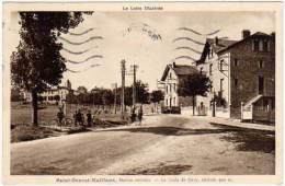 Saint Genest Malifaux - La Croix De Gary - France