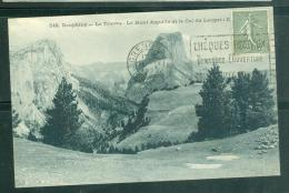 549 - Dauphiné -  Le Trièves  - Le Mont Aiguille Et Le Col Du Laupet  - E R  - Bcu129 - France
