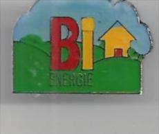 Pin´s EDF Bi ENERGIE - EDF GDF