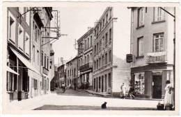 Saint Just Malmont - Rue Du Centre - France