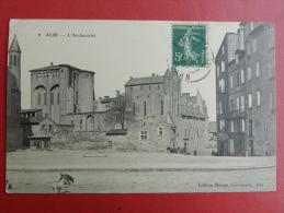 81 Albi - L'archeveché - Albi