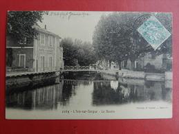 84 L'isle Sur Sorgue - Le Bassin - L'Isle Sur Sorgue