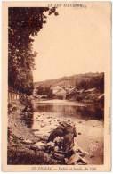Figeac - Vallée Et Bords Du Célé (lavandières) - Figeac
