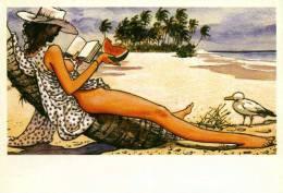 1/4 CPM Cartolina Milo Manara BD Fumetti Comics - Fumetti