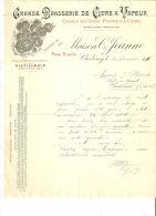 CHERBOURG Grande Brasserie De Cidre A Vapeur - Cherbourg