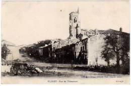 Flirey - Rue De Thiaucourt - France