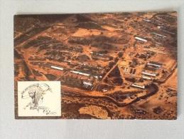 CARTOLINA OPERAZIONE IBIS II- SOMALIA PARACADUTISTI DEL 183 REGGIMENTO NON VIAGGIATA COME NUOVA - Regimente
