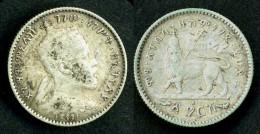 Etiopia - Moneta  Diam Mm. 16 - 1903 -  Rif. Ba236 - Etiopia