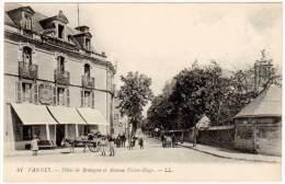 Vannes - Hôtel De Bretagne Et Avenue Victor-Hugo - Vannes