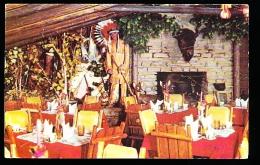 THEME INDIENS / The Rustic Manor Restaurant / - Indiens De L'Amerique Du Nord
