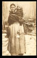 THEME INDIENS / Missions Des Pères Oblats, Usage Du Tabac / - Indiens De L'Amerique Du Nord