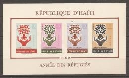 REFUGIADOS - HAITI 1959 - Yvert #H12 - MNH ** - Refugiados