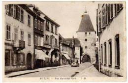 Mutzig - Rue Maréchal-Foch - Mutzig
