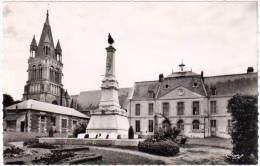 Bresles - Le Monument Aux Morts - France
