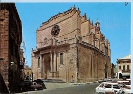 Spain Postcard - Ciudadela, Menorca - Catedral    BT152 - Menorca