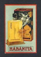 Carte De Parfum Habanita (Molinard) (Ref.82327) - Oud (tot 1960)