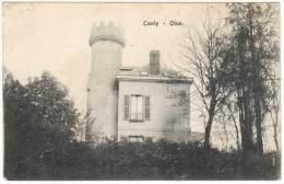 Canly - Oise (chateau) - France