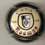 PLACA DE CAVA ROSMAS  (CAPSULE) Viader:1089 - Mousseux