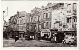 Vimoutiers - 6 Place Du Mackau (boucherie) - Vimoutiers