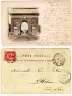 MONTPELLIER - L' Arc De Triomphe- Cachet Perlé De ATHEE  (37)  -  Indice2 (57438) - Montpellier