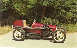 Ford Model B Dirt Track Racer  -  1932   -  Carte Postale - Voitures De Tourisme