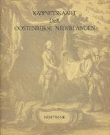 Neeryssche - Kabinetskaart Van De Oostenrijkse Nederlanden - Graaf Ferraris - Cartes Topographiques