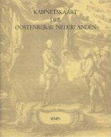Semps- Kabinetskaart Van De Oostenrijkse Nederlanden - Graaf Ferraris - Topographische Kaarten
