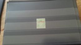 LOT 156626 TIMBRE DE COLONIE ALEXANDRIE NEUF* N°6 VALEUR 185 EUROS - Zonder Classificatie