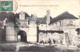 72 AUBIGNE CHATEAU DE BOSSE / PRES CHATEAU DU LOIR - France