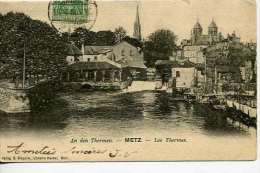 Metz  Les Thermes   Editeur Grégoire - Metz