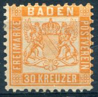 Y&T  N° 21 (*) - Baden