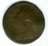 Irland 1/2 Penny  1822  KM 150       #m67 - Irland