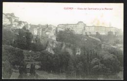 CUENCA (Spain) - Vista Del Seminario Y La Merced - Cuenca