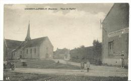 R :  Mayenne : COUEMES  En   FROULAY  : Place De L ' église - Non Classificati