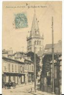 R : Seine  Maritime :  LE  HAVRE  : L'  église  De  SANVIC - Le Havre