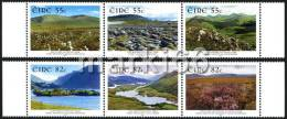 Ireland - 2011 - Ireland National Parks - Mint Stamp Set - Ongebruikt