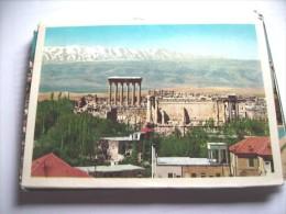 Azië Asia Libanon Lebanon Baalbeck Panorama - Libanon