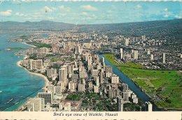 CPA-1979-USA-HAWAI-WAIKIKI-VUE AERIENNE-TBE - Oahu