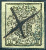 Y&T  N° 2 (o) - Hanovre