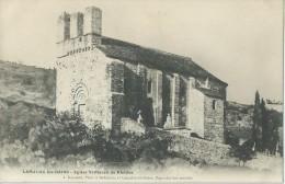 36Ve    34 Lamalou Les Bains Eglise St Pierre De Rhedes - Lamalou Les Bains